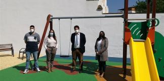Benamocarra estrena dos nuevos paques de ocio y entretenimiento