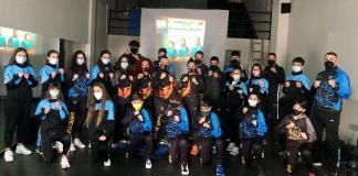 • Gran participación del deporte malagueño en estos cursos oficiales de la Federación Española de Taekwon-Do ITF.