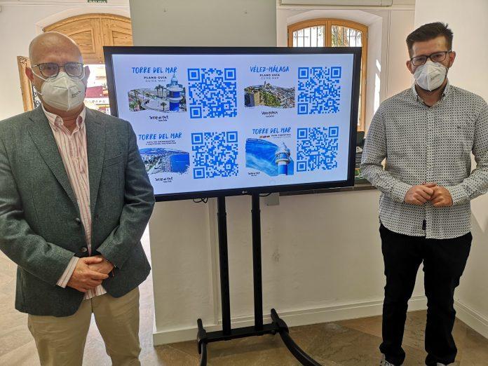 """Atencia indicó que """"se ponen a disposición para consultas en la oficinas de turismo y su descarga mediante códigos QR con el fin de que puedan descargarse en los dispositivos móviles y tablets."""