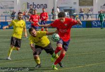 No fue hasta el domingo, tras la derrota del Atarfe, cuando la UD Torre del Mar logró la Tercera División.