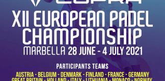 La competición bienal, patrocinada por la Diputación de Málaga, se celebrará del 28 de junio al 4 de julio en modalidad de parejas y de equipos nacionales.