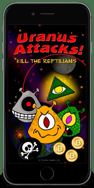 uranus attacks