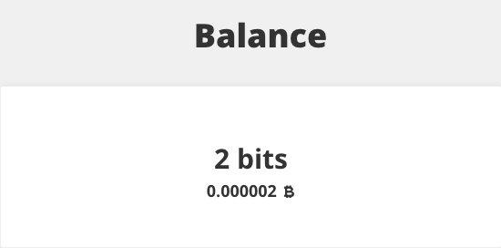 Paymeabit Balance
