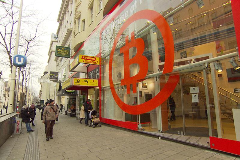 El primer banco Bitcoin con sede física abrió sus puertas en Viena