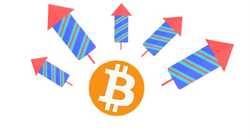 Bitcoin rompe la barrera de los 1300 dólares en varios exchanges