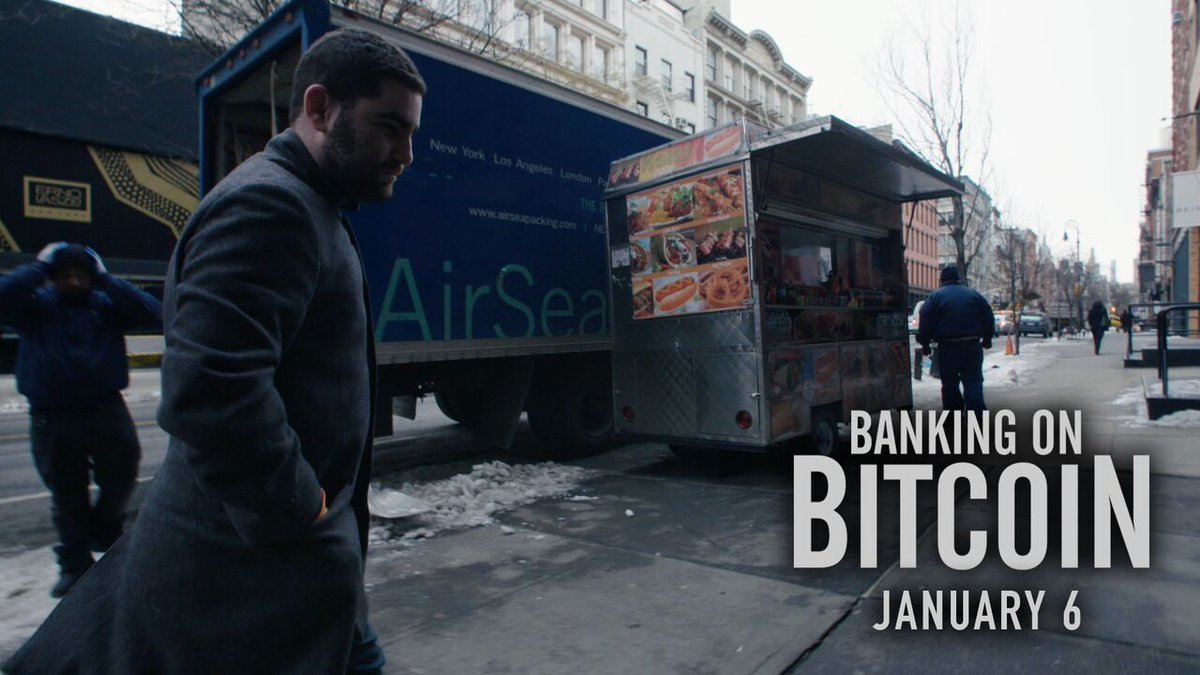 "Documental ""Banking on Bitcoin"" está disponible en Netflix"