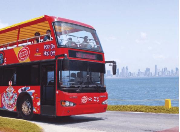 Bus turístico de Panamá se convierte en el primero en el mundo en aceptar Bitcoin
