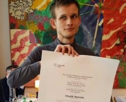 Vitalik Buterin Universidad Basilea Doctorado Twitter