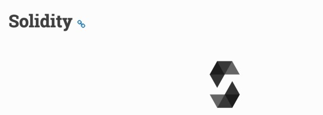 logo solidity
