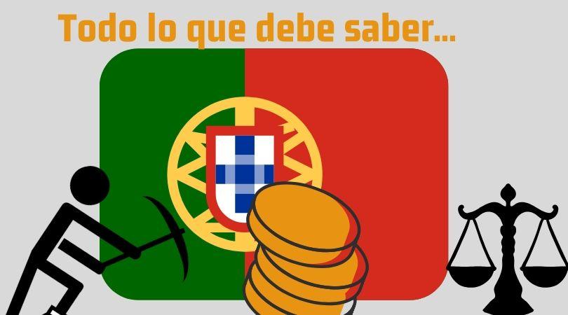 Portugal Bitcoin criptomonedas