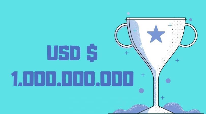 DeFi alcanza hito de los USD $ 1 mil millones en fondos bloqueados