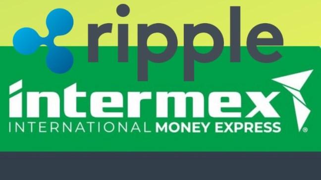 Ripple se asocia con Intermex