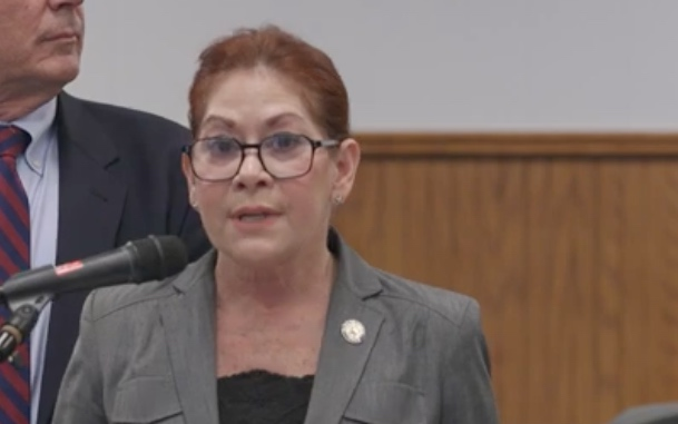 Yvonne Lopez proyecto ley cripto