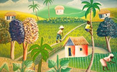 Blockchain para la agricultura de Haití