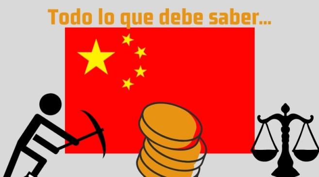 Todo sobre Bitcoin en China
