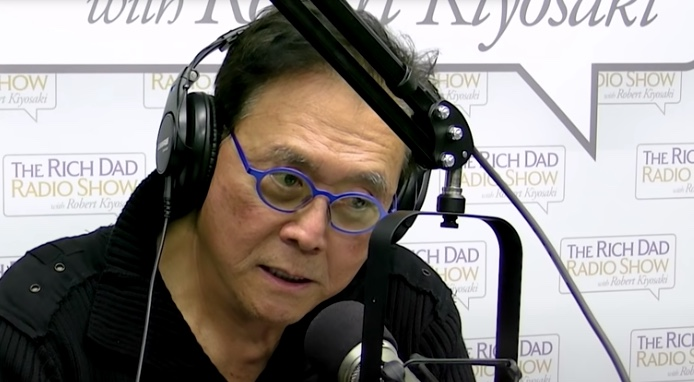 "Robert Kiyosaki dice: ""Compren más Bitcoin"""