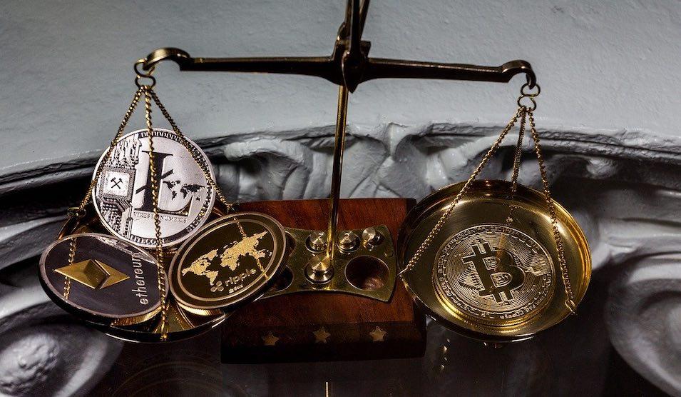 bitcoin diferencias criptomonedas