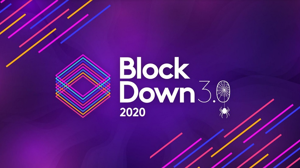 BlockDown 3.0 logo