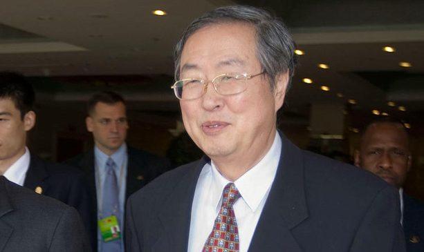 Zhou Xiaochuan, imagen de dominio publico por US Department of Treasury
