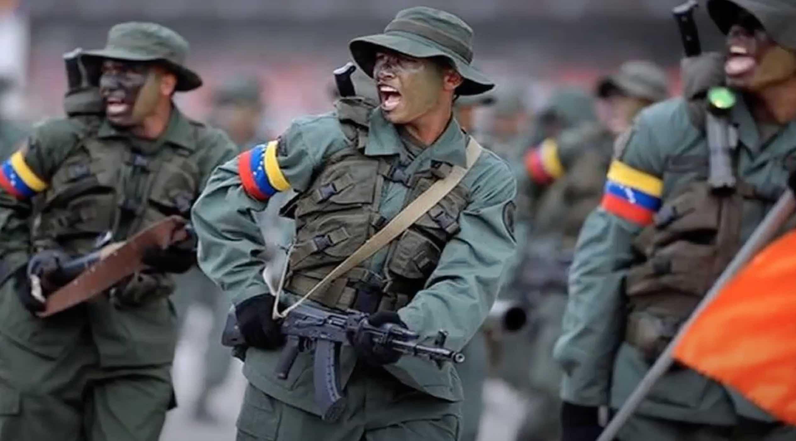 ejército venezolano criptomonedas