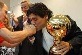 Maradona barajita digital