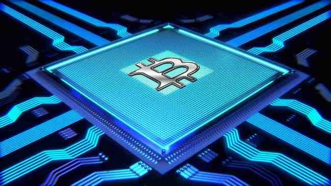 minería bitcoin
