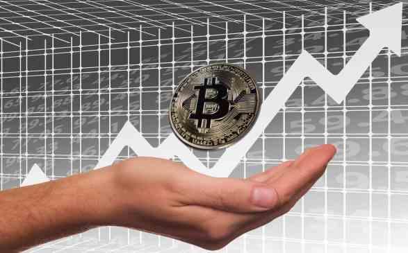 bitcoin aumento