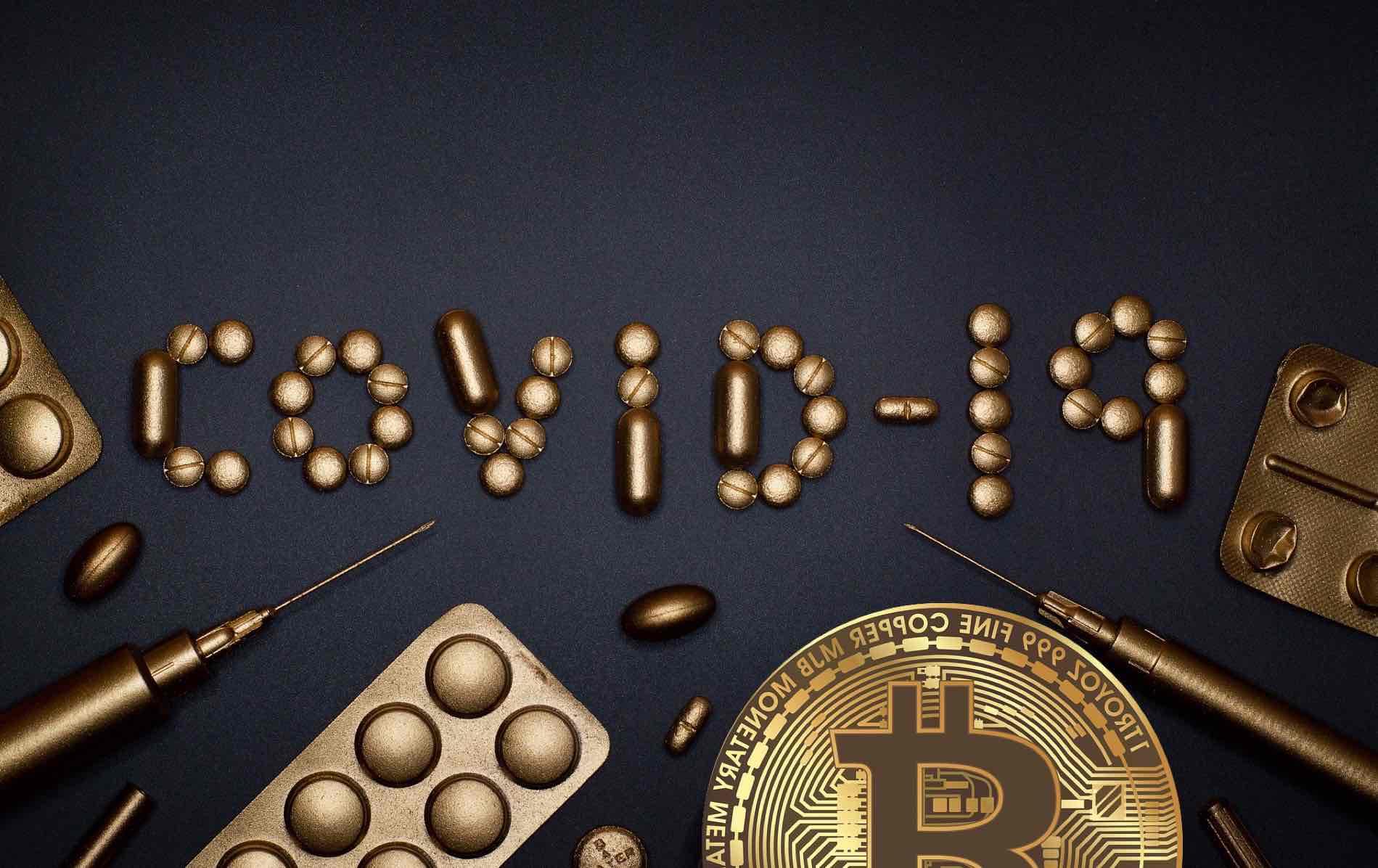 covid bitcoin