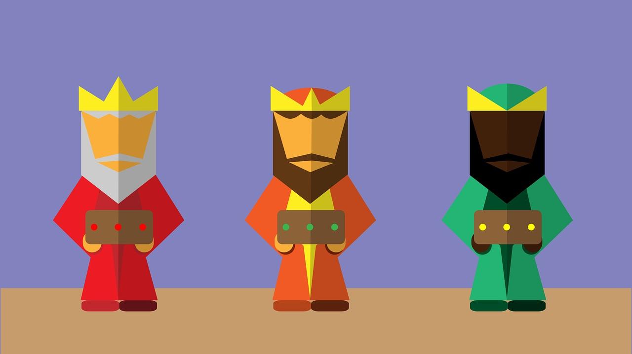 reyes magos criptomonedas