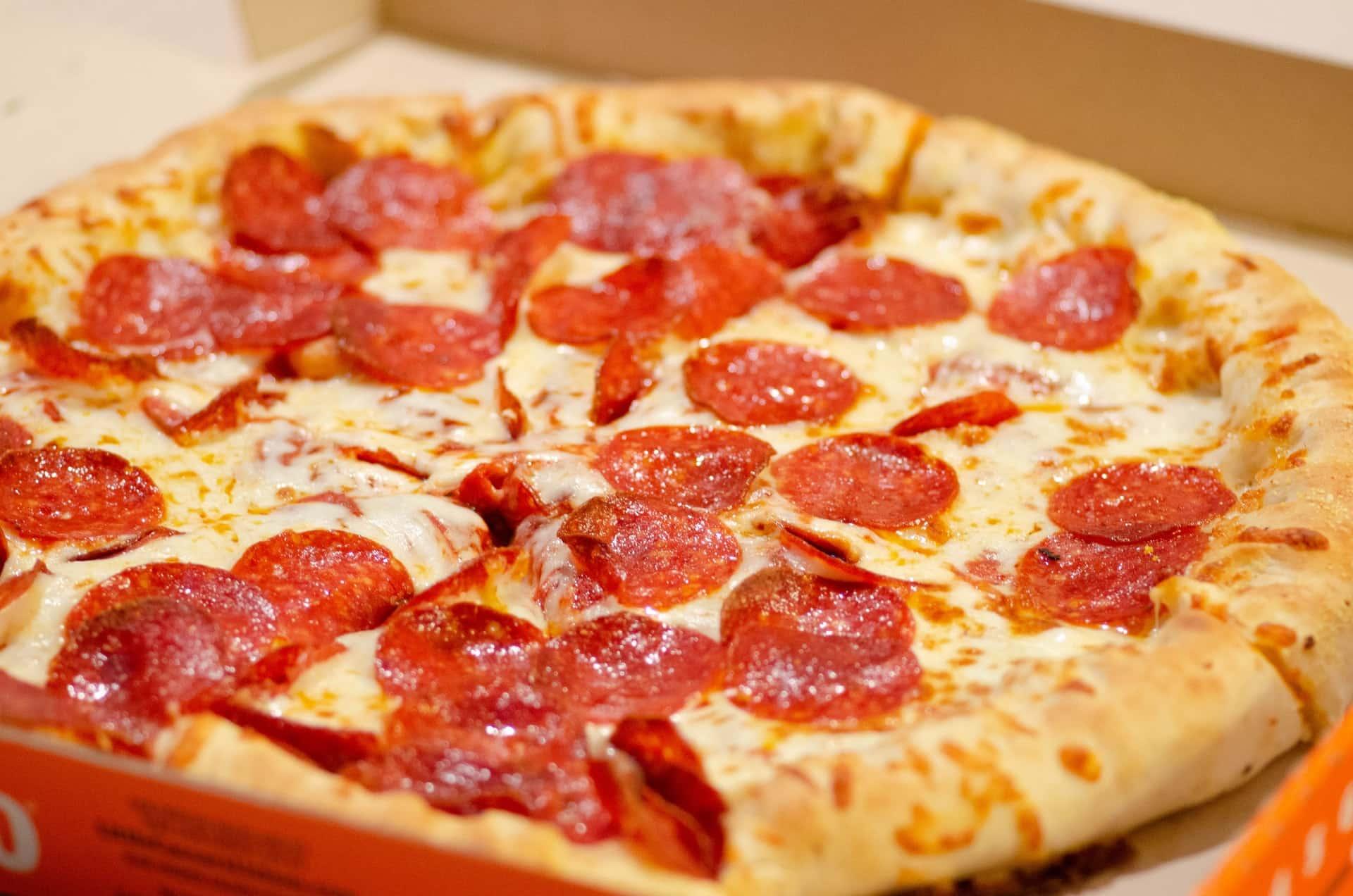 Dominos Pizza Unsplash-min