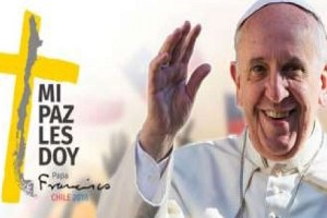 papa francisco en chile y perú