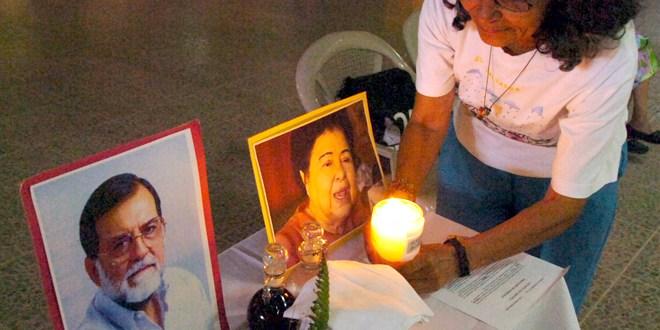 Monseñor Romero,  la luz que guía al pueblo en tinieblas