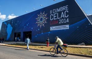 Presidentes de Latinoamérica se reúnen en Cuba