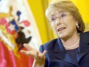 Bachelet reinicia contactos para conformar gobierno en Chile