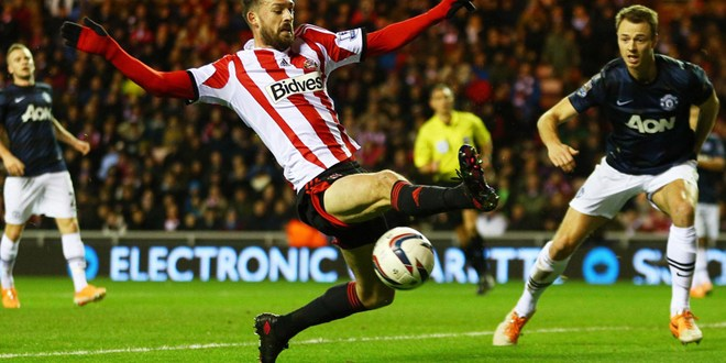 Sunderland bate al United en Copa  y aumenta la presión sobre Moyes