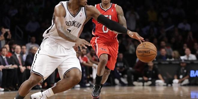 Joe Johnson resurge y levanta el vuelo de los Nets