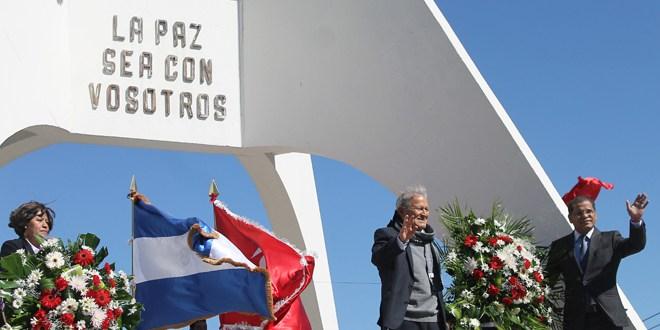 Sánchez Cerén pide perdón por las víctimas durante el conflicto armado
