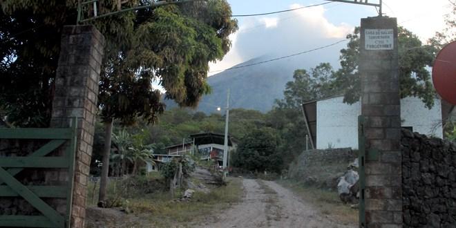 El café, cultivo más afectado  por erupción del volcán chaparrastique