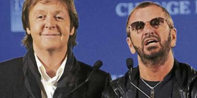 Paul McCartney y Ringo Starr actuarán en la gala de los Grammy