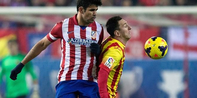 Atlético y Barcelona se aferran al empate y se mantienen colíderes