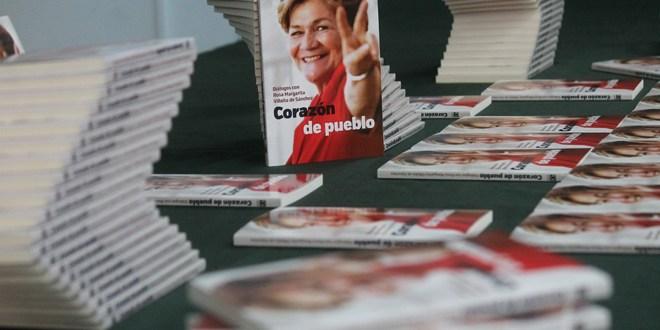 Comentarios sobre el libro CORAZÓN  DE PUEBLO presentado este martes 14 en el municipio de San Marcos