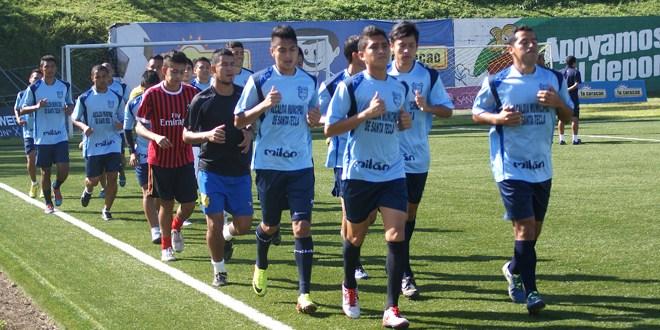 Santa Tecla listo para el Clausura 2014