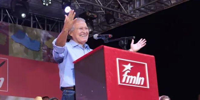 """""""Debemos garantizar el voto por el FMLN"""": Sánchez Cerén"""