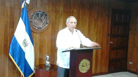 """Sigfrido Reyes: arresto de Director Diario Co Latino """"absolutamente injustificado"""""""