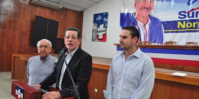 Alianzas con la cúpula de UNIDAD aún es un dilema en ARENA