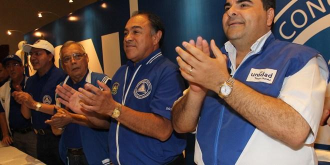 Dirigencia del PCN dividida en cuanto al apoyo  al FMLN para segunda vuelta