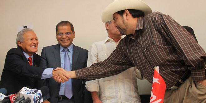 Fórmula del FMLN integrará a Movimiento  El Salvador Adelante en propuestas