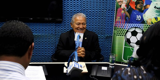 Sánchez Cerén apuesta a la transformación productiva de El Salvador