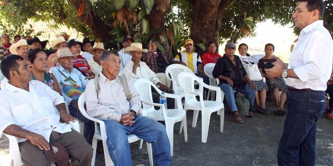 Veteranos militares de Cabañas se suman  al proyecto de Salvador y Oscar