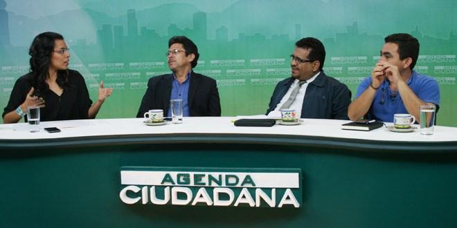 """Leonel Herrera: """"Hemos visto medios de comunicación alineados a la estrategia de propaganda de ARENA"""""""